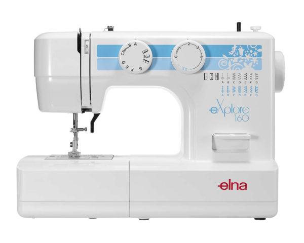 elna explore 160